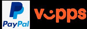 Betalings metoder for Vipps, Paypal og bankkonto