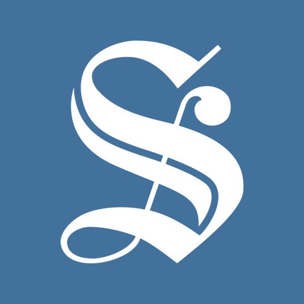 Smaalene Avis sin logo